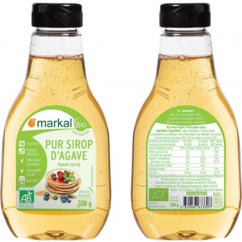 Sirop D'Agave, 330 g