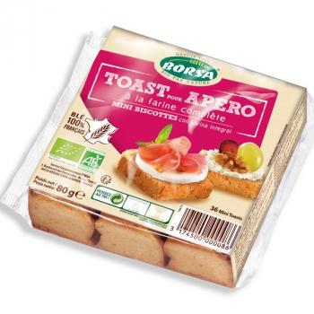 Mini Toast Complet, 80 g