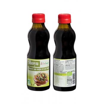 SHOYU - sauce soja et blé, 500 g
