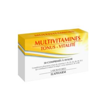 Multivitamines - tonus et vitalité