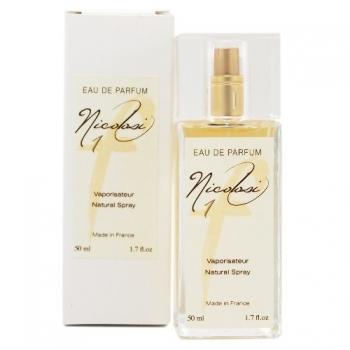 Eau de parfum femme Nicolosi parfum F1 - 50 ml - Nicolosi Créations