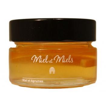 Mariage Fruits secs et Miel Liquide, 150 g