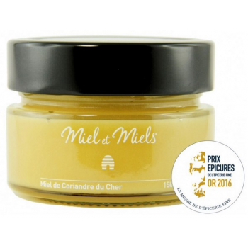 Miel des Terres de la Champagne, 150 g