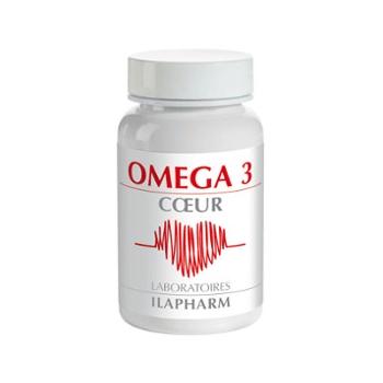 Omega 3 - cœur