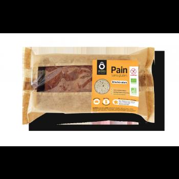 Pain Brioché Nature BIO 310g