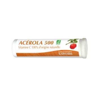 Acerola bio - vitamine c 100% naturelle