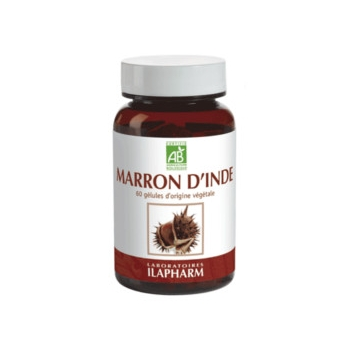 Marron d'inde bio - tonique veineux