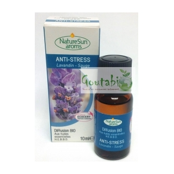 Diffusion Anti-stress Bio 10 ml