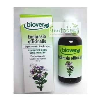 Gouttes de Plantes Teintures Euphraise Bio