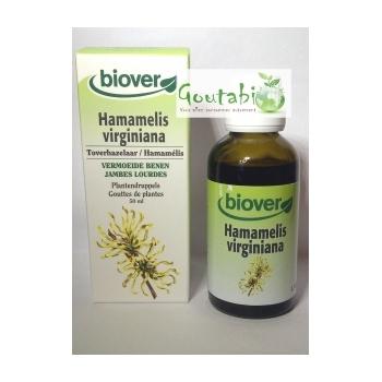 Gouttes de Plantes Teintures Hamamélis Bio