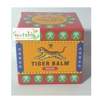 Baume Rouge du Tigre Authentique - Tiger Balm