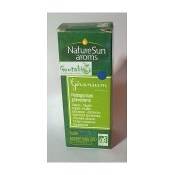 Géranium Huile Essentielle Bio 30 ml
