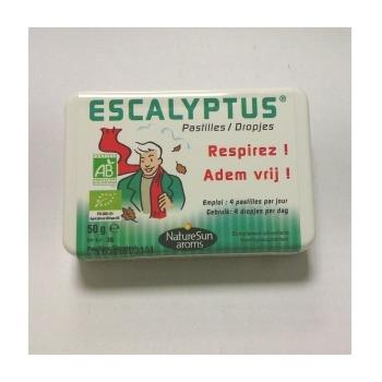 Eucalyptus Pastilles Bio