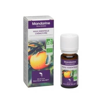 Mandarine Huile Essentielle Bio - Dr Valnet