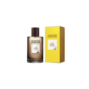 Parfum Café Tonka - 100 ml - Senteurs Gourmandes