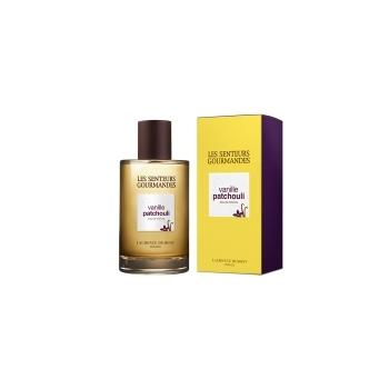 Parfum Vanille Patchouli - 100 ml - Senteurs Gourm