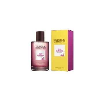 Parfum Rose Sublime - 100 ml - Senteurs Gourmandes