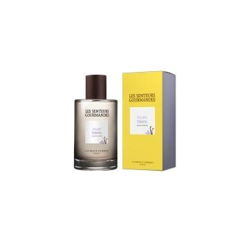 Parfum Musc blanc - 100 ml - Senteurs Gourmandes