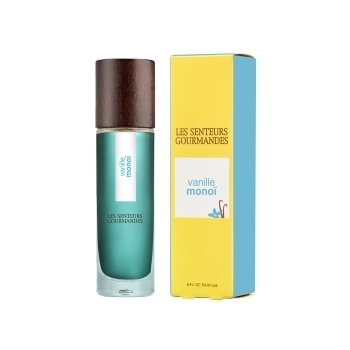 Parfum Vanille Monoï - 15 ml - Senteurs Gourmandes