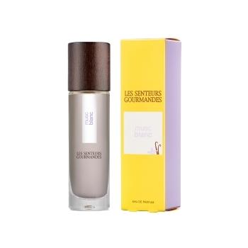 Parfum Musc blanc - 15 ml - Senteurs Gourmandes