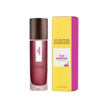 Parfum Rose Sublime - 15 ml - Senteurs Gourmandes