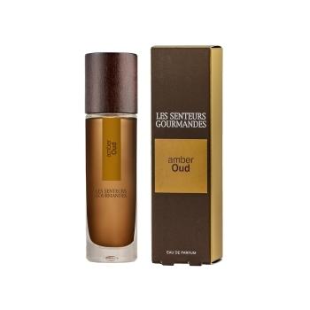 Parfum Amber Oud - 15 ml - Senteurs Gourmandes