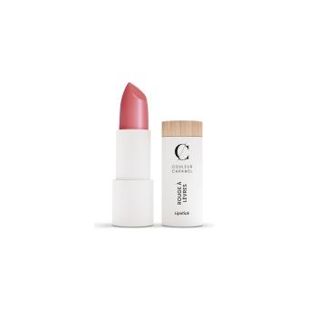 Rouge à lèvres satiné n°504- Rose poudré Bio