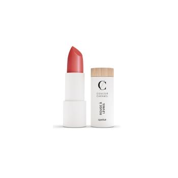 Rouge à lèvres satiné n°505- Nude orangé Bio