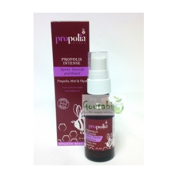 Spray Buccal purifiant Propolis