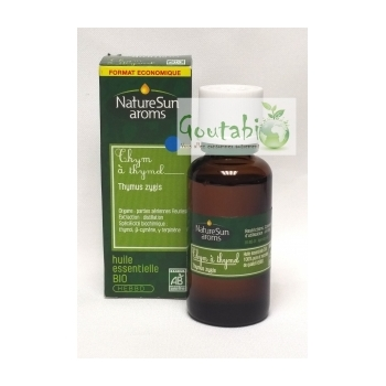 Thym Thymol Huile Essentielle Bio 30 ml