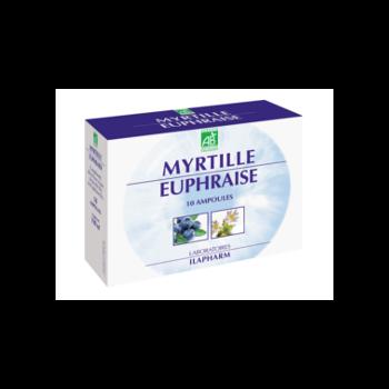 Myrtille euphraise bio - vision
