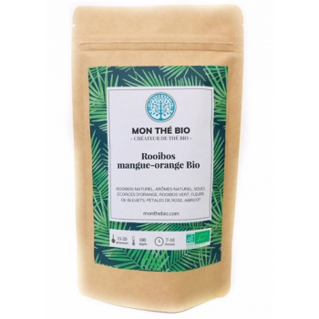 Rooibos Mangue-orange BIO