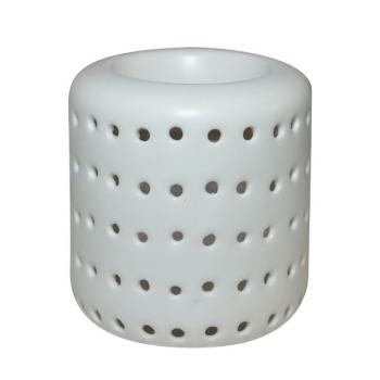 Brûle Parfum en Céramique Coliseo Blanc