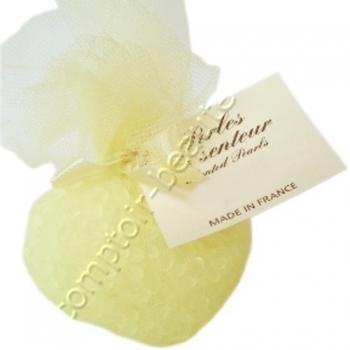 Perles de senteurs en baluchons - Pamplemousse - Savonnerie de Bormes