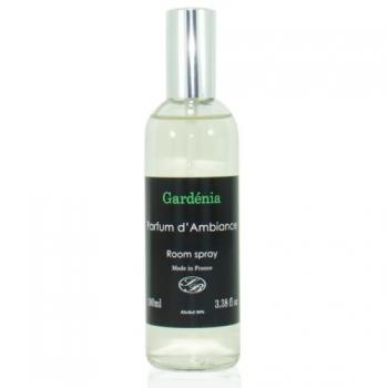 Parfum d'ambiance  - Black Ligne - Gardénia  - Savonnerie de Bormes