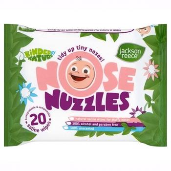 20 Lingettes Noze Nuzzle - JACKSON REECE