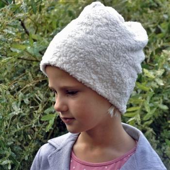 Bonnet Enfant Spécial Hiver: le petit Teddy