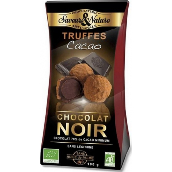 Truffes CACAO, 100 g