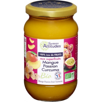 Mangue Passion Curcuma bio, 310 g