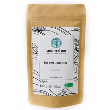 Thé vert de Chine Chun Mee BIO