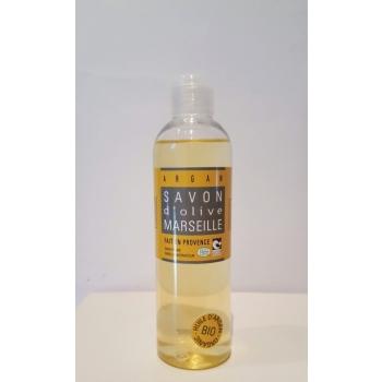 Gel douche bio argan - 250 ml - Plaisant savons & cosmétiques