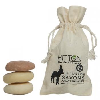 Le trio de savons  HITTON