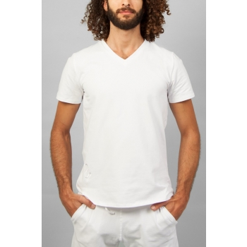 t-shirt homme yoga fashion