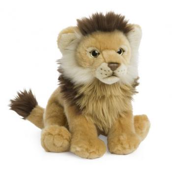 Peluche de lion - WWF - 23 cm