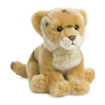 Peluche de lionne - WWF - 23 cm
