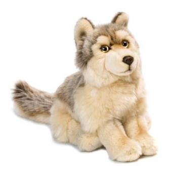 Peluche de loup - WWF - 25 cm