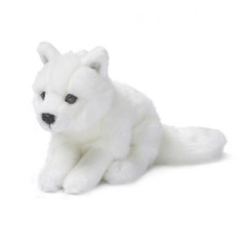 Peluche de renard polaire - WWF - 15 cm