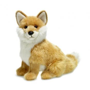 Peluche de renard roux - WWF - 23 cm