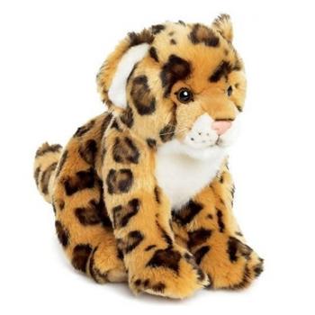 Peluche Jaguar - WWF - 33 cm