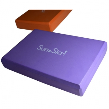 Brique de Yoga Violet